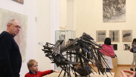 Радищевский музей показал собранную за 20 лет коллекцию