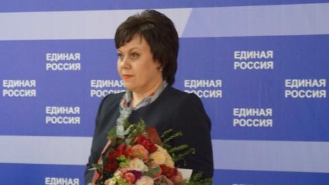 "Секретарем реготделения ""ЕР"" стала Валентина Гречушкина"