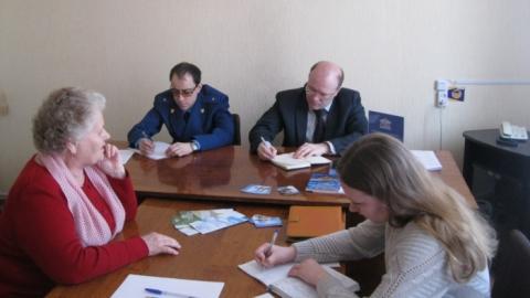 Жители Воскресенского района получили бесплатную юридическую помощь