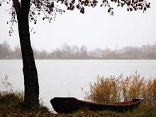 Пенсионер утонул, переправляясь через пруд