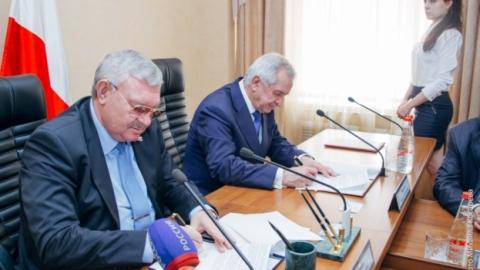 СГЮА подписала соглашение о сотрудничестве с Саратовской городской думой