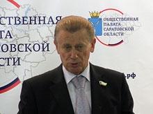 Александр Ландо предлагает объединить Саратовский район с облцентром