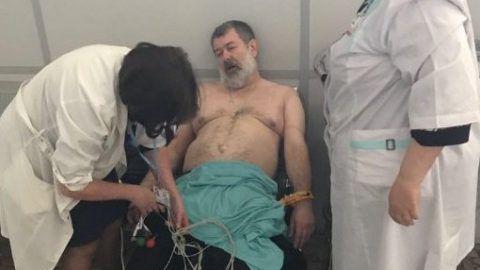 Задержанного Вячеслава Мальцева этапировали в Москву