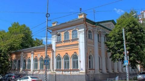 Разрушающийся особняк на Советской начнет охранять Росимущество