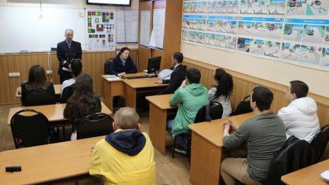 Специалисты Приволжской железной дороги провели открытый урок ПДД на переездах