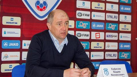 """Главного тренера """"Сокола"""" оштрафовали за выход из технической зоны во время матча"""