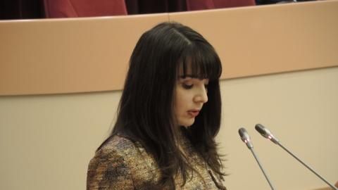 Председателем городской контрольно-счётной палаты избрана Марина Ульянова