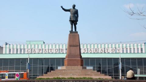 С Привокзальной площади Саратова хотят убрать памятник Дзержинскому