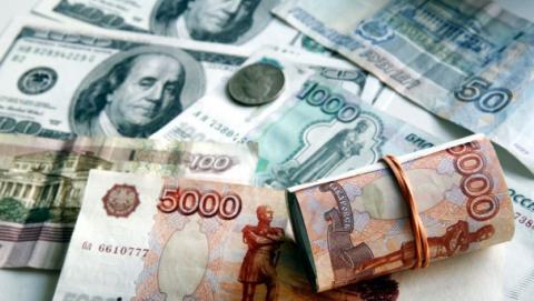 Российский рубль теряет позиции на рынке