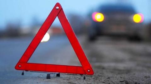 В аварии на трассе под Татищево пострадал двухлетний мальчик