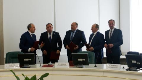 Губернатор и главы районов подписали соглашение о создании Саратовской агломерации