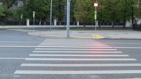 В Саратове водитель маршрутки сбил пешехода