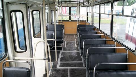 Горожанка оказалась в больнице после поездки в троллейбусе