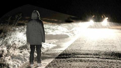 В Ершове водитель сбил пешехода на обочине