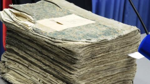 Возбуждено дело охалатности заведующей архивом— Хищение метрических книжек