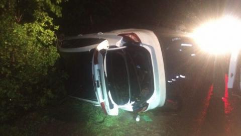 В аварии со священником на Кумысной поляне пострадали пять человек