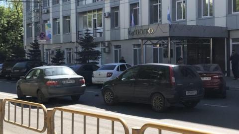 Из-за аварии на Чернышевского образовалась пробка