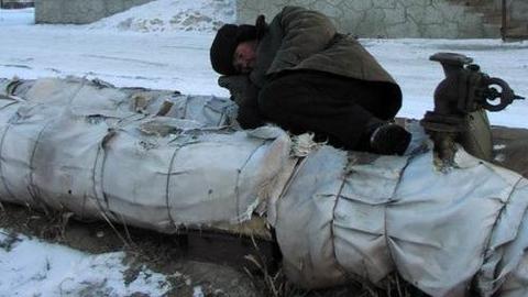 Бомж до смерти забил саратовца из-за спального места на теплотрассе