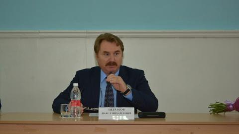 Павел Петраков стал главой Балашовского района