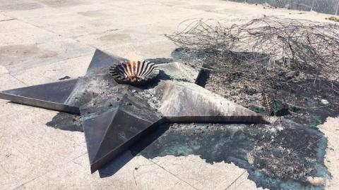 Валерий Радаев о поджоге венков в Балашове: это нарушает все нормы морали