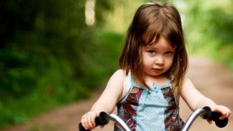 """Водитель """"девятки"""" сбил шестилетнюю девочку на велосипеде"""