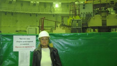 """Журналист """"МК"""" в Саратове"""" побывала на атомных предприятиях Волгодонска"""