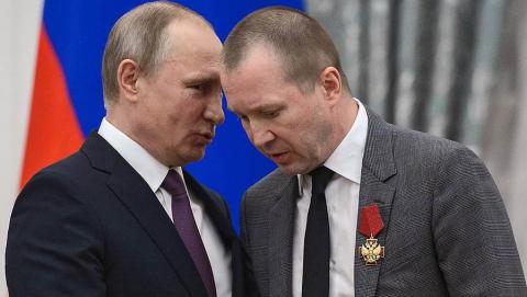 Евгений Миронов и Владимир Путин обсудили обыски у режиссера Серебренникова