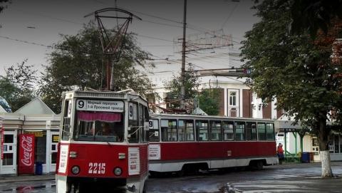 В Саратове ограничили движение трамваев №9 и №10 из-за работ на теплосетях
