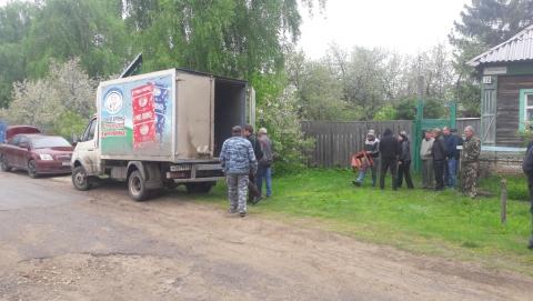 Покойника вместо катафалка везли нагрузовике с«Доброй буренкой
