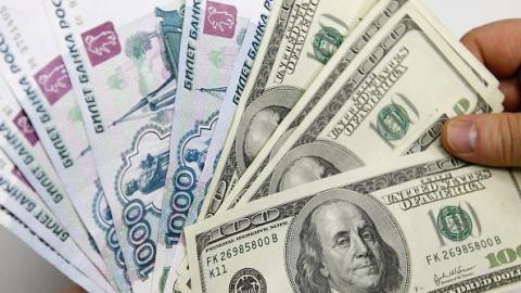 Доллар иевро начали неделю с снижения стоимости