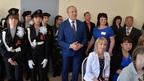 В Ровенском районе открылась уникальная школа-сад