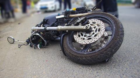 В Саратове подросток на мотоцикле сбил мужчину