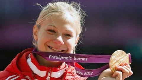 Маргарита Гончарова завоевала три золотые медали на чемпионате по легкой атлетике