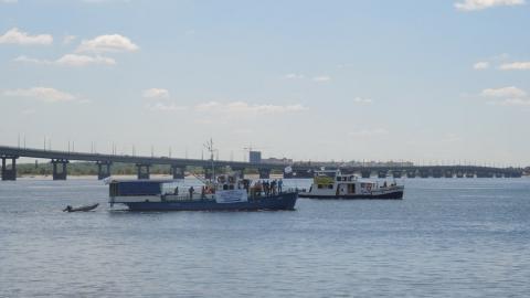 """""""Флотилия плавучих университетов"""" отправилась проводить исследования в Астрахань"""