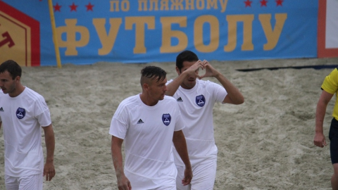 На Театральной площади пройдет Суперфинал Чемпионата России по пляжному футболу