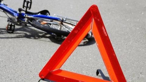 В Энгельсе водитель грузовика сбил велосипедиста