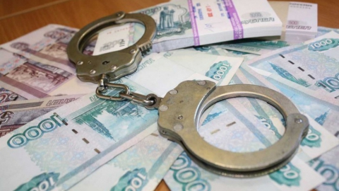 В Саратове заключили под стражу получившего взятку аудитора