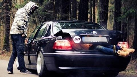 Тело пропавшего мужчины нашли в багажнике его автомобиля на дне реки