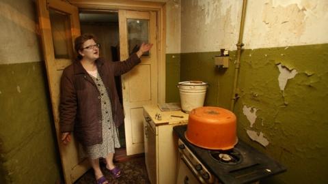 В РФ программу попереселению жителей изаварийного жилья исполнили на75%