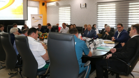 Актуальные вопросы развития обсудили на Саратовском НПЗ
