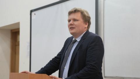 В Саратове пройдет открытая лекция Алексея Чадаева о роли публичных пространств