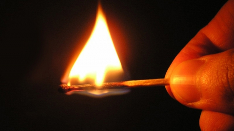 Жителя Петровска подозревают в поджоге дома матери