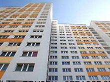 Темпы жилищного строительства увеличились в 2,5 раза