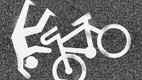 В Саратове водитель иномарки сбил десятилетнего велосипедиста