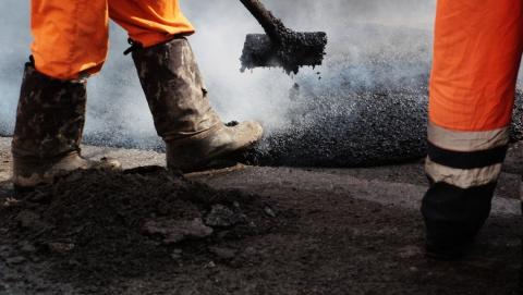 В Саратове энергетики после работ на теплосетях отремонтировали 12 улиц