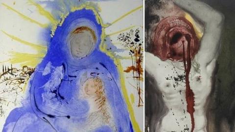 В галерее Энгельса покажут иллюстрации Сальвадора Дали к Библии