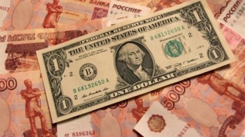 Доллар может закрепиться выше отметки в 60 рублей