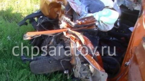 """На трассе под Пугачевом оренбурженка погибла в массовой аварии с фурой и """"ГАЗелью"""""""