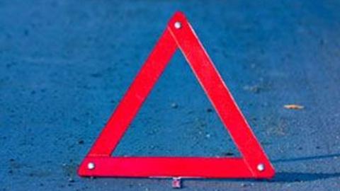 Водитель погиб при опрокидывании автомобиля на трассе под Саратовом