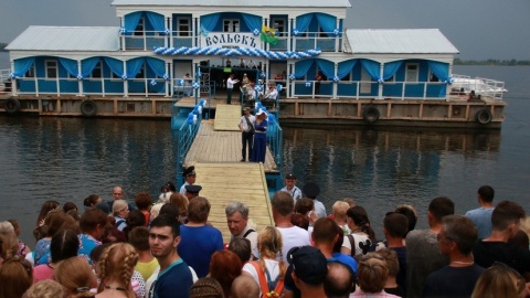 На фестивале ухи в Вольске собралось 40 тысяч саратовцев